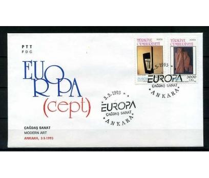 CUMH.FDC 1993  EUROPA CEPT  SÜPER