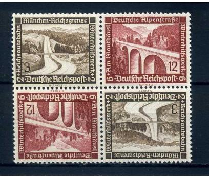 REİCH  ** 1936  TETBEŞ DÖRTLÜ 1