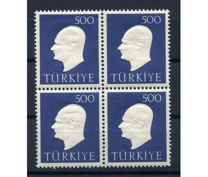 CUMHURİYET ** DBL 1959 KABARTMA ATATÜRK SÜPER