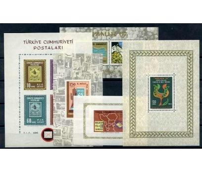 CUMHURİYET **  1963-1970  NEFİS 5 BLOK