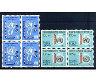 CUMHURİYET ** DBL 1960 BM ' İN XV.YILI SÜPER