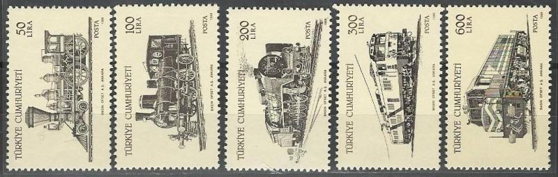 1988 DAMGASIZ TRENLER SERİSİ 1