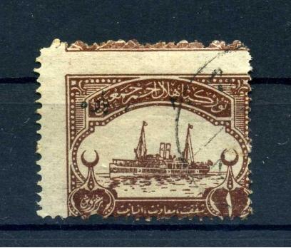 ERÖR KIZILAY1923 HİLAL-İ AHMER GEMİ D.KAYMASI(E-1)