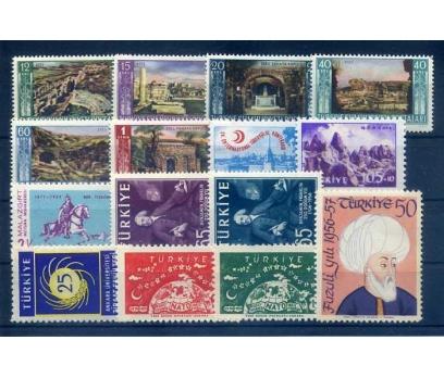 CUMHURİYET ** 1953-59  8 TAM SERİ  SÜPER