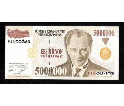 D&K-7.EMİSYON  5.000.000 LİRA SERİ G77 ÇİLLL