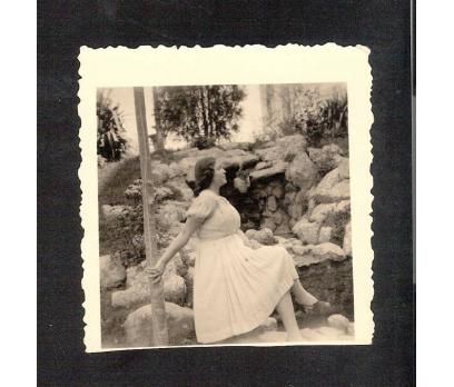 D&K- ANKARA MECLİS BAHÇESİ 1939 FOTOĞRAF