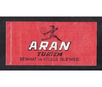 D&K- ARAN TURİZM OTOBÜS BİLETİ