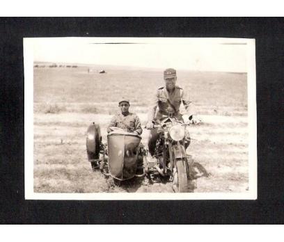 D&K- ASKERİ SEPETLİ MOTOSİKLET FOTOGRAF