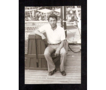 D&K- DEĞİRMENDERE VAPURU 1975 FOTOĞRAF