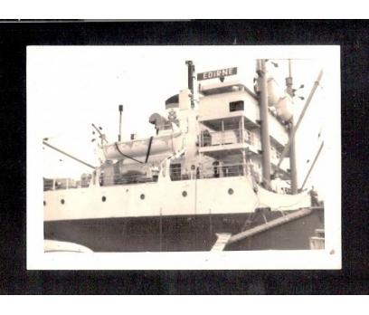 D&K- EDİRNE VAPURU 1948 YILI FOTOGRAF