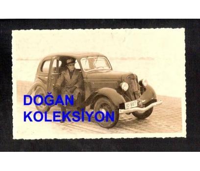 D&K- ESKİ OTOMOBİL VE ŞIK BEY FOTOĞRAF