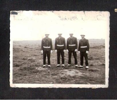 D&K- HAVACI ÖĞRENCİLER MERASİM SIRASINDA 1966