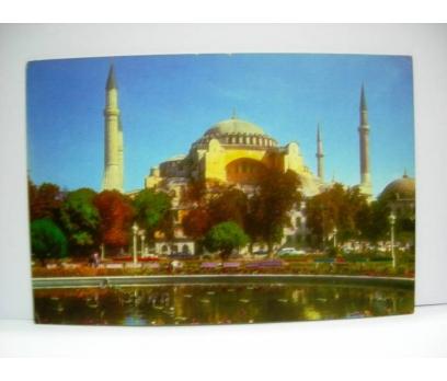 D&K- İSTANBUL AYASOFYA CAMİ KARTPOSTAL (3)