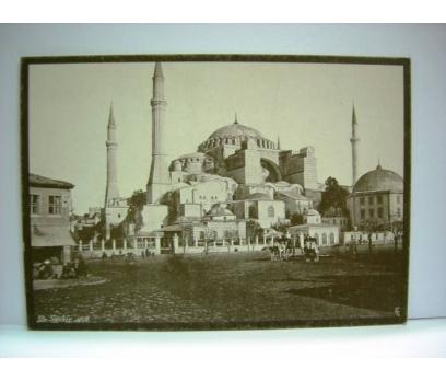 D&K- İSTANBUL AYASOFYA CAMİ KARTPOSTAL (6)