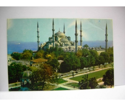 D&K- İSTANBUL SULTANAHMET CAMİ KARTPOSTAL (2)