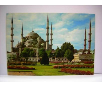 D&K- İSTANBUL SULTANAHMET CAMİ KARTPOSTAL (4)