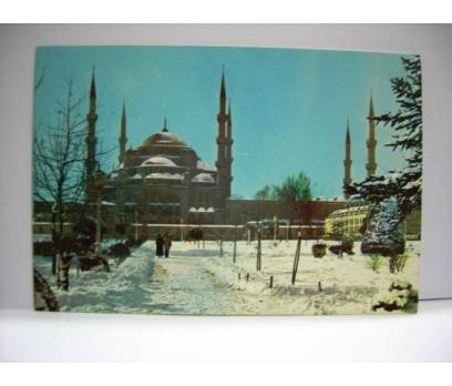 D&K- İSTANBUL SULTANAHMET CAMİ KARTPOSTAL (6)