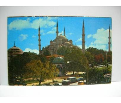 D&K- İSTANBUL SULTANAHMET CAMİ KARTPOSTAL