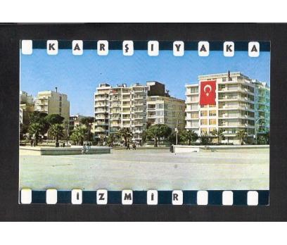 D&K- İZMİR KARŞIYAKA - KARTPOSTAL