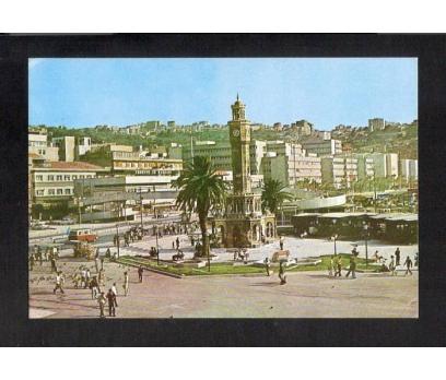D&K- İZMİR SAAT KULESİ - KARTPOSTAL