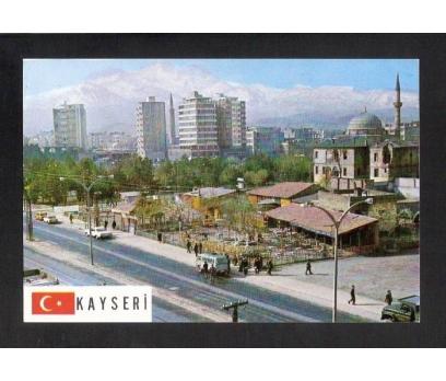 D&K- KAYSERİ - KARTPOSTAL (5)