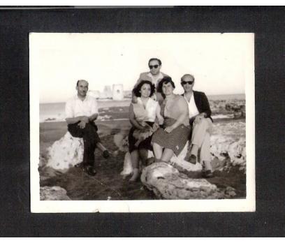 D&K- MERSİN KIZ KALESİ 1962 FOTOĞRAF