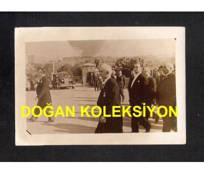 D&K- REİSİCUMHUR İSMET İNÖNÜ FOTOGRAF