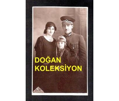 D&K- SUBAY AİLESİ İLE 1930 YILI FOTOGRAF