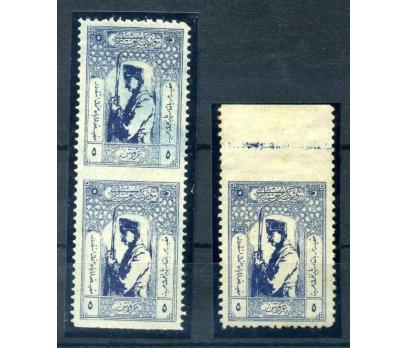 ERÖR CUMH.1922 CENOVA 5 KRŞ KISMEN DANTELSİZ