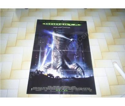 Godzilla ORJİNAL FİLM AFİŞİ