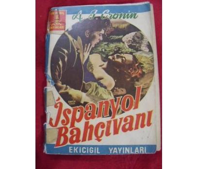 İSPANYOL BAHÇIVANI CRONİN 1954
