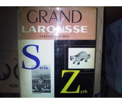 ORİJİNAL FRANSIZCA GRAND LAROUSSE ANSİKLOPEDİSİ