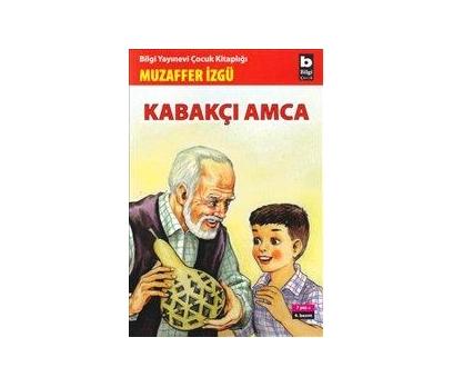 KABAKÇI AMCA MUZAFFER İZGÜ