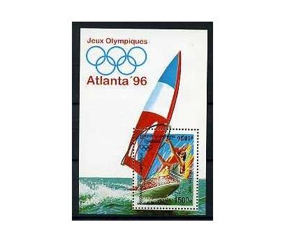 KAMBOÇYA ** 1996 ATLANTA  OLİMP.BLOK (A-1)