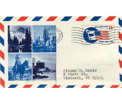 ABD  1967 TURİZM  ANTİYE  SÜPER(YZ-1)