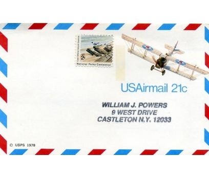 ABD  1978 UÇAK ANTİYE  SÜPER(YZ-1)