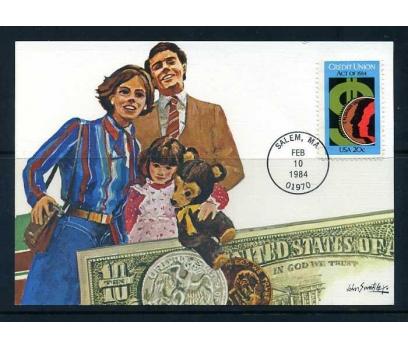 ABD 1984 KART MAX. CREDIT UNION  SÜPER
