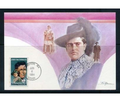 ABD 1984 KART MAX. JOHN MC CORMACK  SÜPER