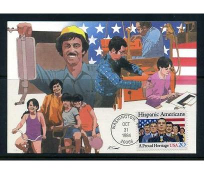 ABD 1984 KART MAX. MADALYA SÜPER