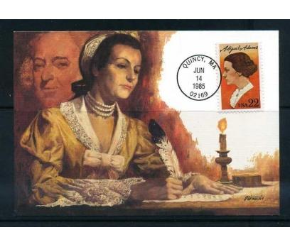 ABD 1985 KART MAX. ABİGAİL ADAMS SÜPER