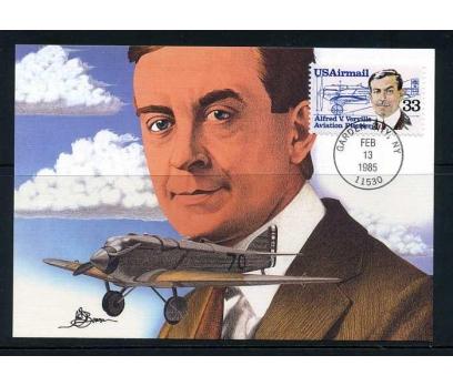 ABD 1985 KART MAX. UÇAK SÜPER