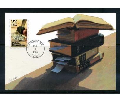 ABD 1985 KART MAX. YAYINCILIK  SÜPER 1