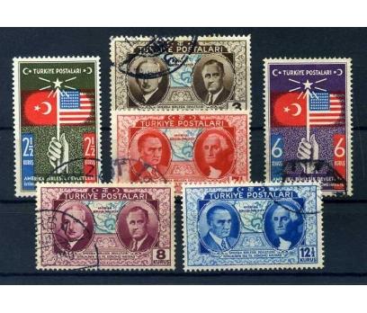 CUMHURİYET DAMGALI 1939 ABD İST. 150.YILI SÜPER(M)