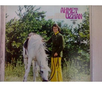 AHMET ÖZHAN-GECELER GARİPLERİNDİR