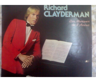 RİCHARD CLAYDERMAN-LES MUSIGUES DE L'AMOUR
