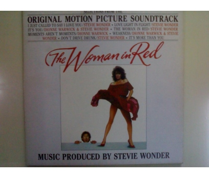 STEVİE WONDER-THE WOMAN İN RED