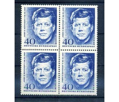 BERLİN ** 1964 J.F.KENNEDY 1.ÖLÜM YILI DBL SÜPER
