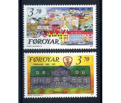 FAROE ADALARI ** 1991 TABLOLAR  SÜPER