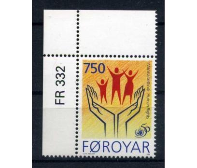 FAROE ADALARI ** 1998 İNSAN HAKLARI TAM S. SÜPER