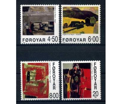 FAROE ADALARI ** 1999 TABLOLAR TAM SERİ  SÜPER